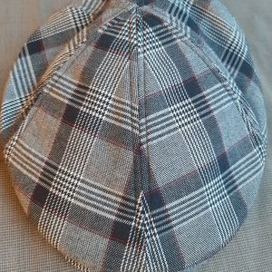 THE ORIGINAL PENGUIN BY MUNSINGWEAR PLAID CAP